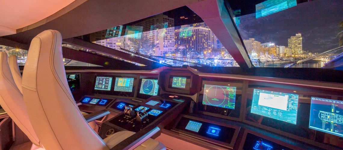 Ship automation and navigation systems - Praxis Automation